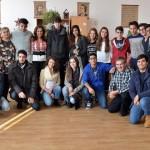 De sarbatori, Fundatia Scheherazade imparte bucurie la Bucsani (1)