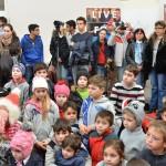 De sarbatori, Fundatia Scheherazade imparte bucurie la Bucsani (10)
