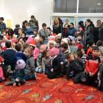 De sarbatori, Fundatia Scheherazade imparte bucurie la Bucsani (4)